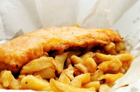 Fish and Chips bingo